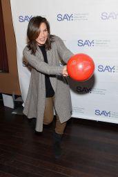 Mariska Hargitay - 2015 Paul Rudd All-Star Bowling Benefit in NYC