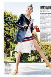 Martha Hunt - Self Magazine (US) February 2015 Issue