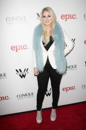 Meghan Trainor - Record Release Party For Her Debut Album