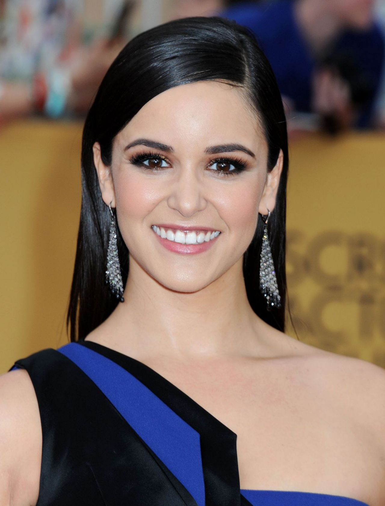 Melissa Fumero - 2015 SAG Awards in Los Angeles