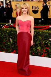 Melissa Rauch – 2015 SAG Awards in Los Angeles
