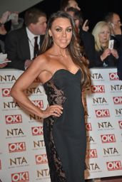 Michelle Heaton – 2015 National Television Awards in London