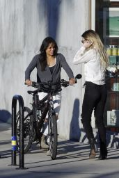 Michelle Rodriguez - Out and about in Venice, California - January 2015