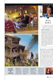Mila Kunis - Cinemania & Series Magazine (Spain) February 2015 Issue