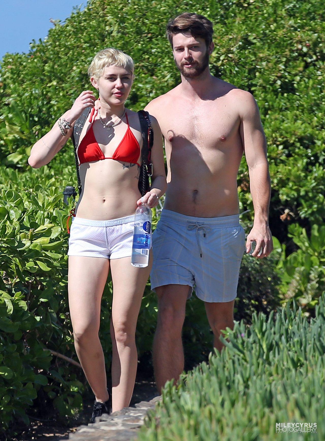 miley cyrus bikini top