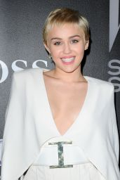 Miley Cyrus – W Magazine's Shooting Stars Exhibit 2015 in Los Angeles