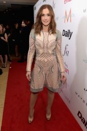 Minka Kelly – 'Fashion Los Angeles Awards' Show in Los Angeles