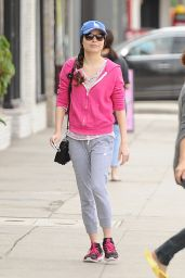 Miranda Cosgrove - Out in Los Angeles, January 2015