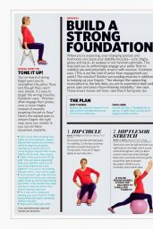 Molly Sims - Fit Pregnancy Magazine February/March 2015 Issue