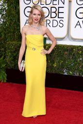 Naomi Watts – 2015 Golden Globe Awards in Beverly Hills