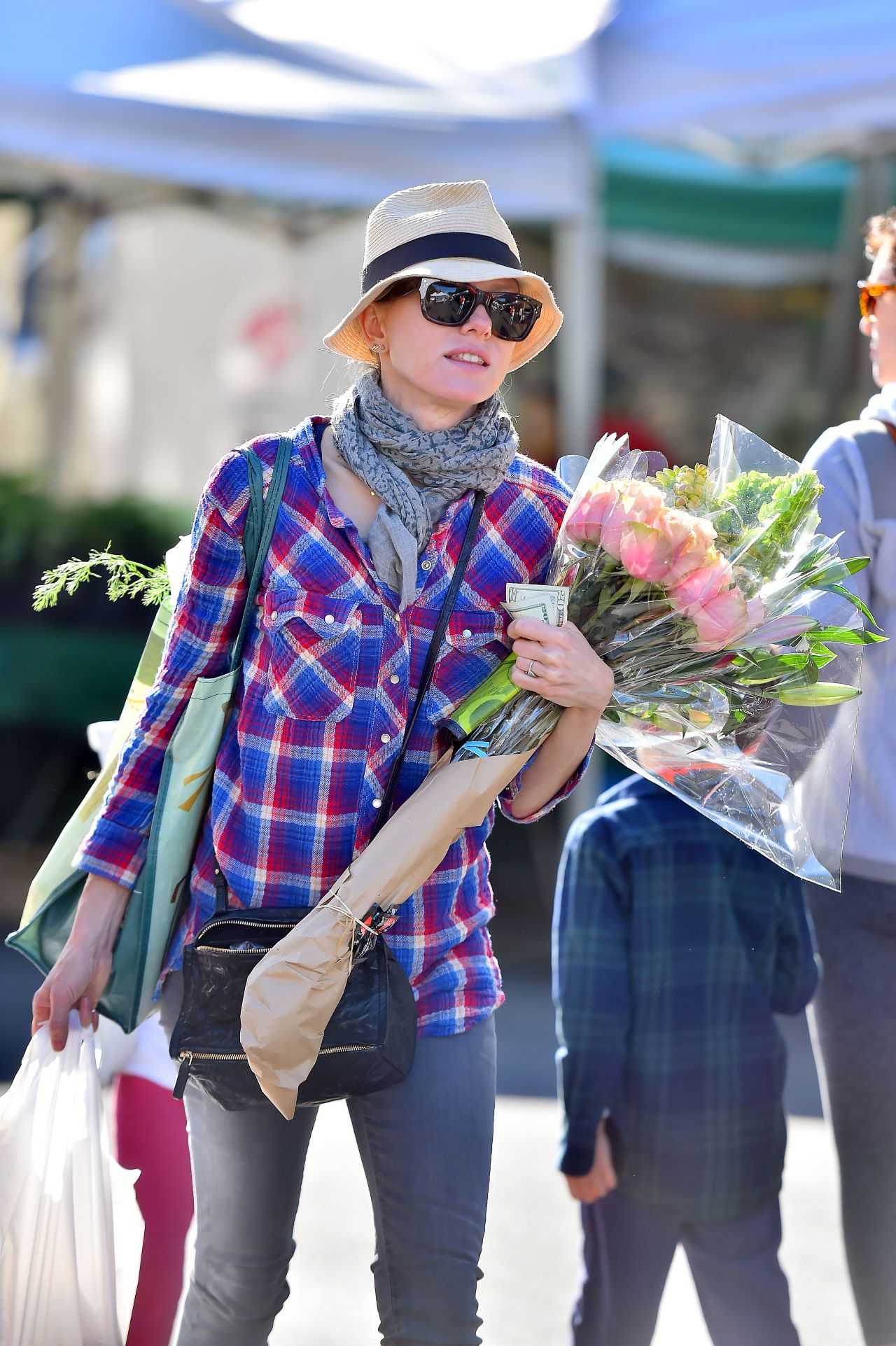 Naomi Watts at Farmer