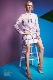 Naomi Watts - InStyle Magazine (UK) February 2015 Issue