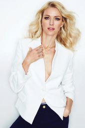 Naomi Watts – Photoshoot for InStyle Magazine (UK) February 2015
