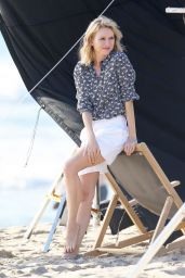 Naomi Watts - Photoshoot Session in Malibu, January 2015
