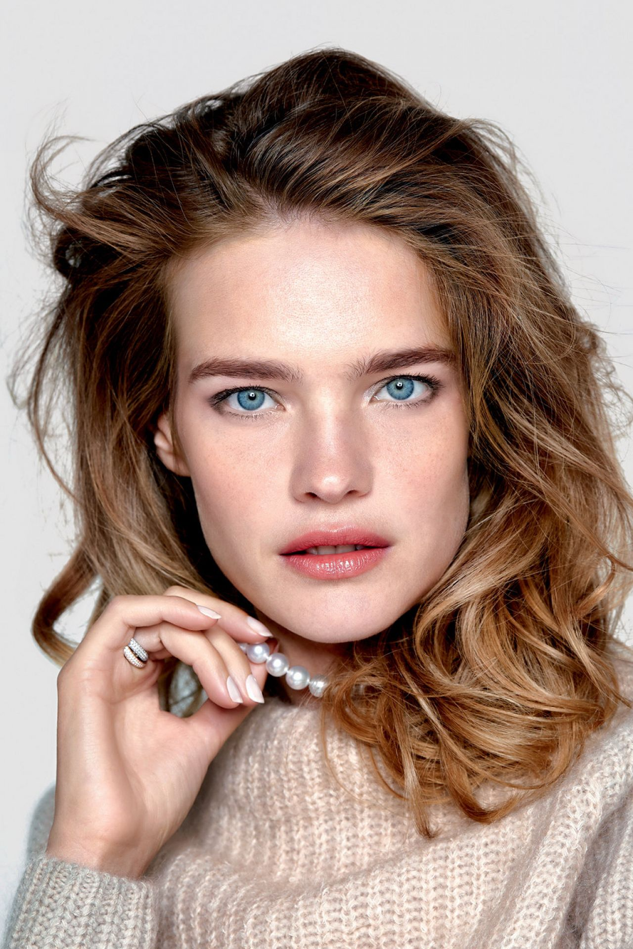 Natalia Vodianova Photoshoot For Vogue Magazine Russia