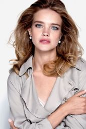 Natalia Vodianova - Photoshoot for Vogue Magazine (Russia) February 2015