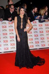 Natalie Anderson - 2015 National Television Awards in London