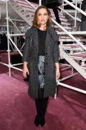 Natalie Portman - Christian Dior Fashion Show in Paris, January 2015