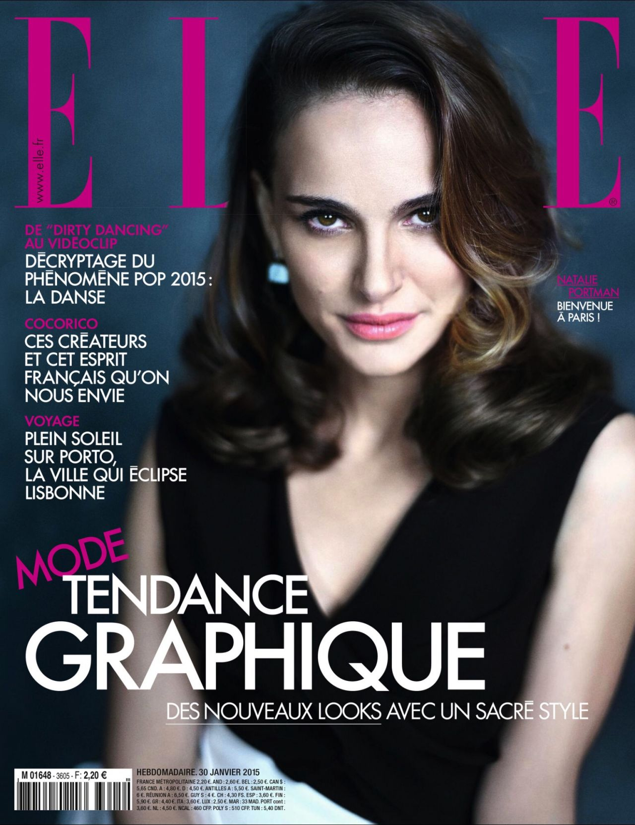 Elle Magazine France February March: Elle Magazine (France) February/March