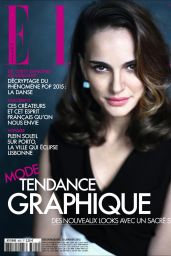 Natalie Portman - Elle Magazine (France) February/March 2015 Issue