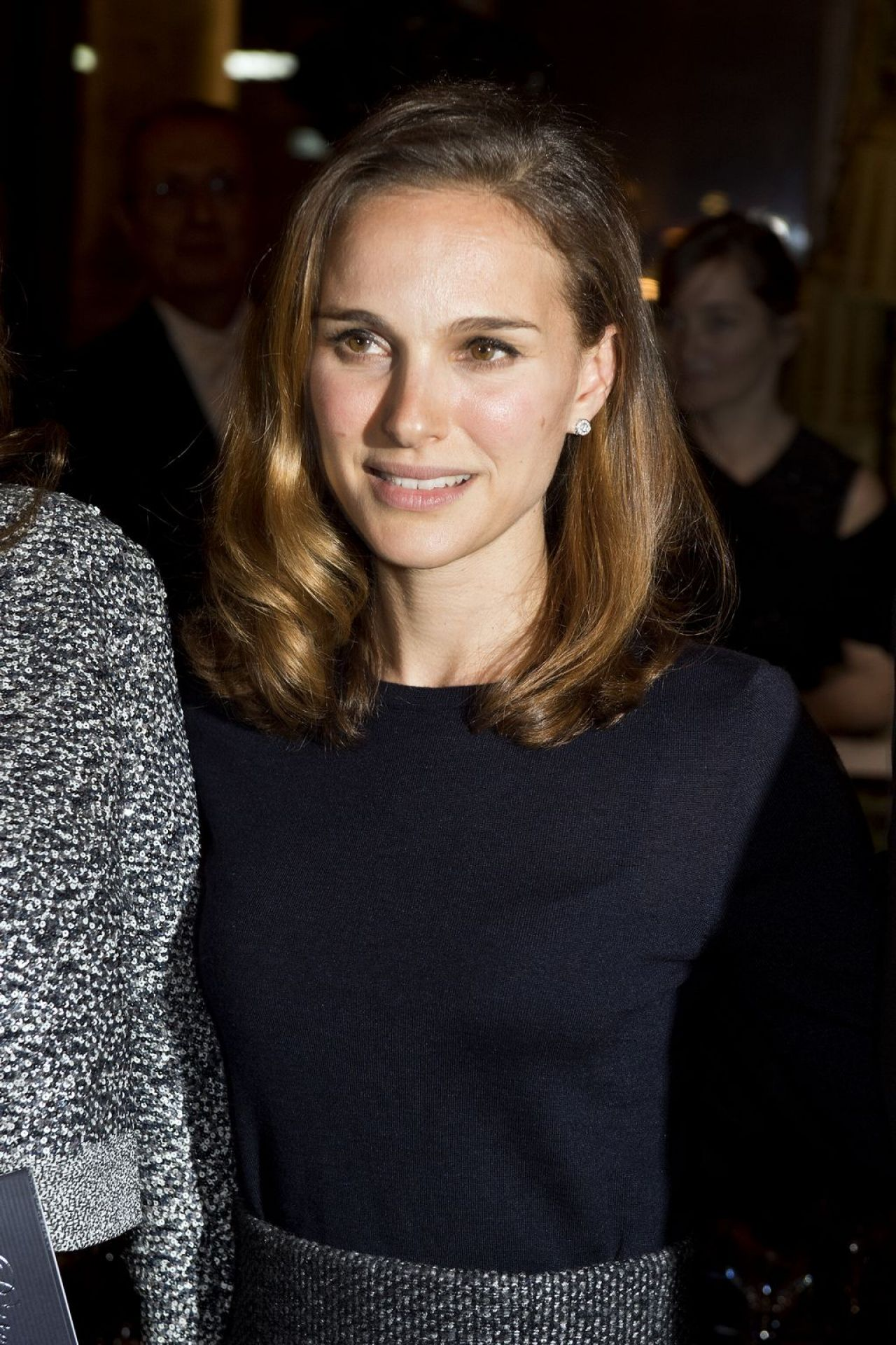 Natalie Portman - The Pasteur Weizmann Institute 40th Anniversary Celebration