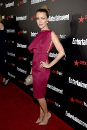 Natalie Zea – Entertainment Weekly's SAG Awards 2015 Nominees Party