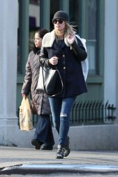 Nicky Hilton Street Style - Out in New York City, January 2015