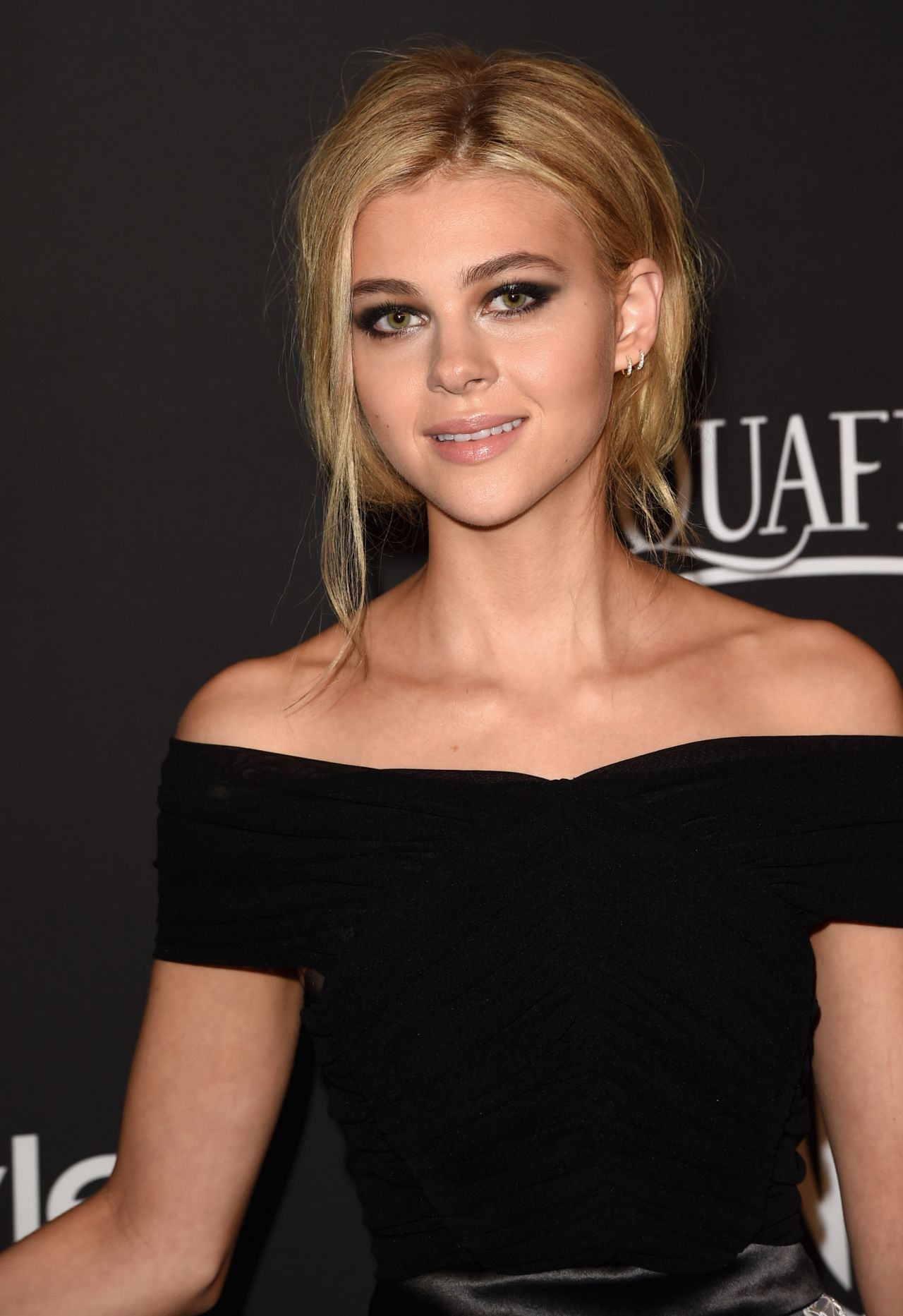 Nicola Peltz – InStyle And Warner Bros 2015 Golden Globes Party