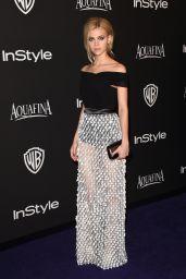 Nicola Peltz – InStyle And Warner Bros 2015 Golden Globes Party