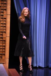 Nicole Kidman - Appeared on The Tonight Show Starring Jimmy Fallon - January 2015