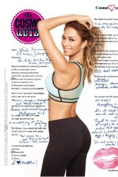 Nicole Scherzinger - Cosmopolitan Body Magazine (UK) - No. 8, 2014