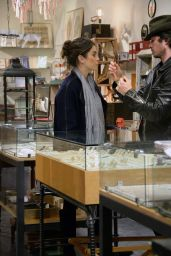 Nikki Reed - Jewelry Shopping Out in West Hollywood - Jan. 2015