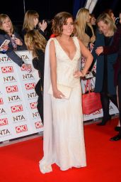 Nikki Sanderson – 2015 National Television Awards in London