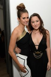Nina Dobrev – Nine Zero One Salon Melrose Place Launch, January 2015