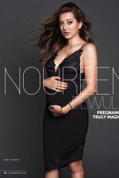 Noureen DeWulf - Glamoholic Magazine January 2015 Issue