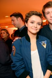 Olivia Cooke - Next Gen Cocktail Party at Sundance 2015 in in Park City