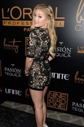 Olivia Holt - Nine Zero One Salon Melrose Place Launch Party in Los Angeles, Jan. 2015