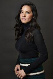 Olivia Munn - Portraits for NY Daily News - January 2015