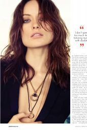 Olivia Wilde - Emirates Woman Magazine – January 2015 Issue