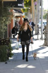 Paris Hilton - Out in Beverly Hills, January 2015