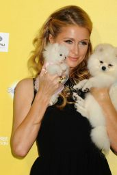 Paris Hilton - The 2015 World Dog Awards in Santa Monica