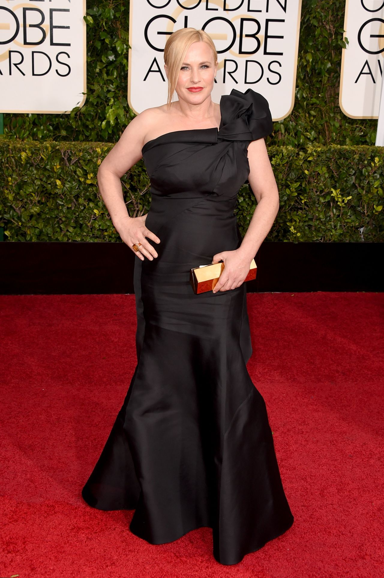 Patricia Arquette – 2015 Golden Globe Awards in Beverly Hills