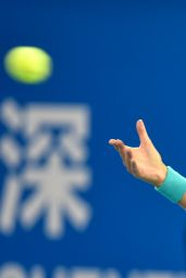 Petra Kvitova - 2015 WTA Shenzhen Open Tennis Tournament in China -  Quarter Final