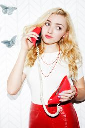 Peyton Roi List - Photoshoot for TeenVogue.com, Jan. 2015