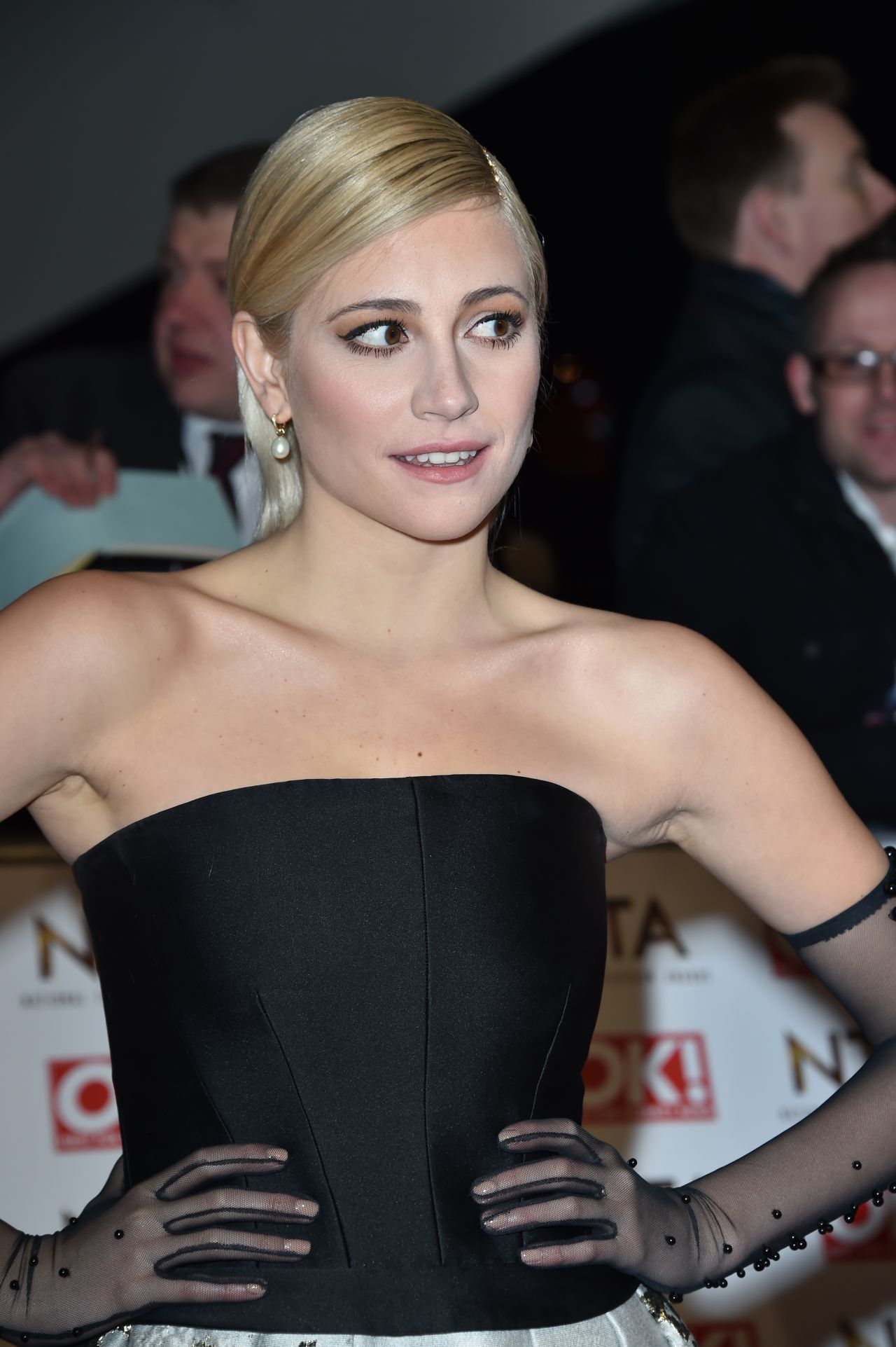 Pixie Lott 2015 National Television Awards In London