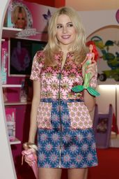 Pixie Lott - The Steffi Love by Pixie Lott Magical Dreams Launch in London - Jan. 2015