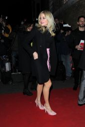 Pixie Lott - YSL Loves Your Lips Launch in London - January 2015