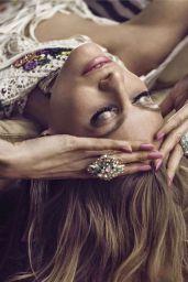 Poppy Delevingne – Glamour Magazine (Italy) February 2015 Issue