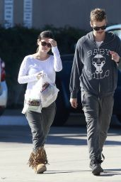 Rachel Bilson - Out in California, January 2015