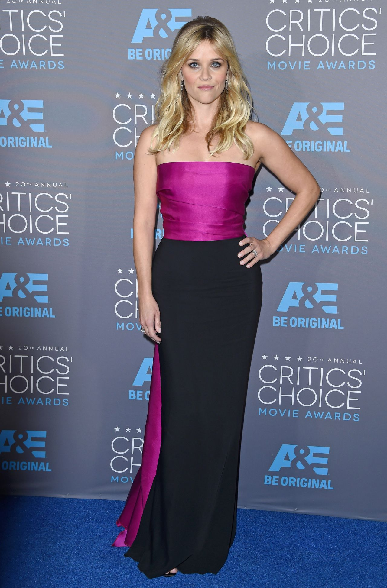 Reese Witherspoon 2015 Critics Choice Movie Awards In